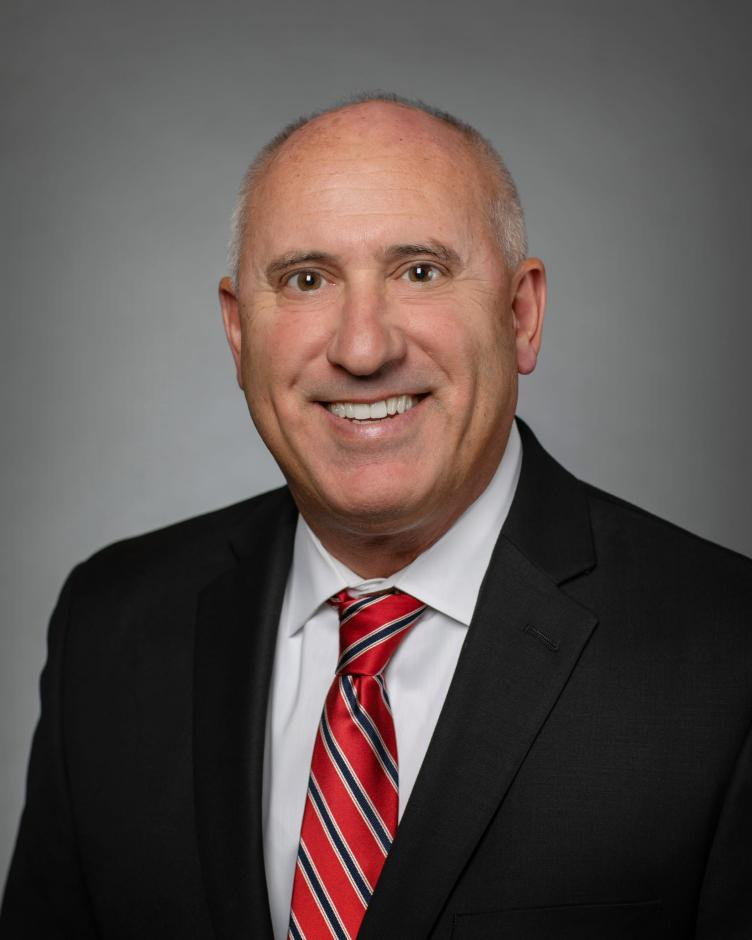 Greg Janda, Vice-Mayor