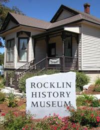 photo of Rocklin History Museum