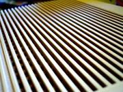 photo of Residential HVAC louvered vent