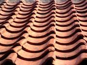 photo of tile roof