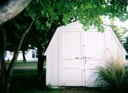 photo of a shed