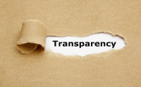 """Transparency"" graphic"